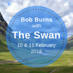 Bob Burns - The swan