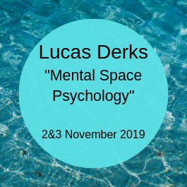 "2-day training Lucas Derks ""Mental Space Psychology"""