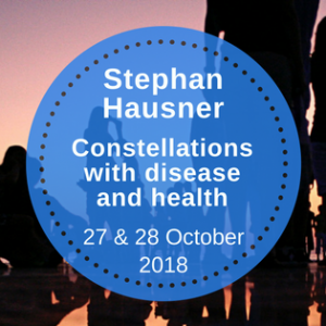 "2-day training ""Constellations on disease and health"""